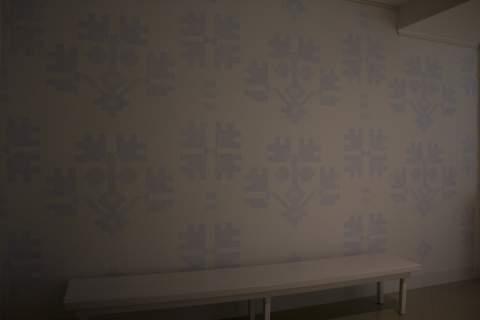 """Вартан Маркар'ян – """"Білим по білому"""", 2800х3800см 2017"""