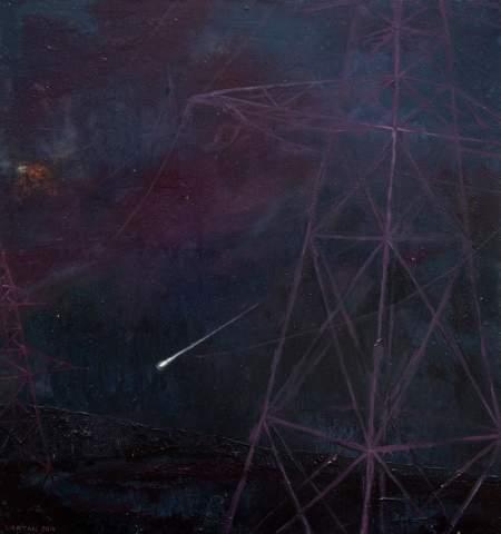 """Вартан Маркар'ян – """"Загадай бажання"""", 110х120см 2016"""