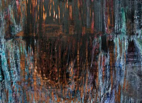 """""""Mirror"""" by Vartan Markarian – 140x103cm 2018"""