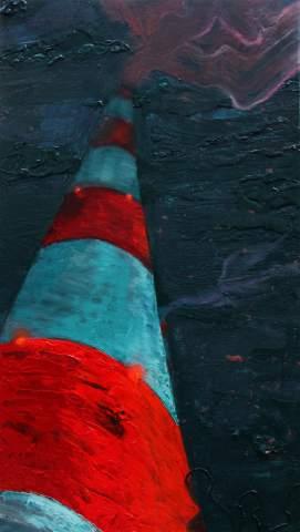 """The idea."" by Vartan Markarian – 85x150cm 2016"